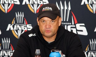 Deon Davids - Southern Kings coach