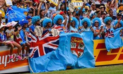 Fijian fans - The Blue Wiggers