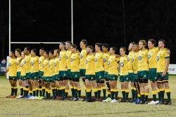 Australia during Nation Anthems