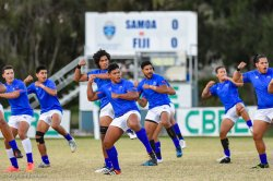 Samoa fighting for their World Cup qualification