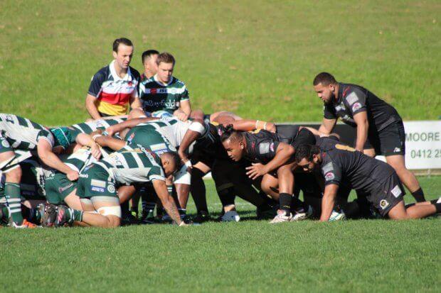 Warringah vs. Penrith Emus (Credit - Penrith Emus Rugby Club)