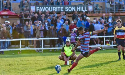 The Rebel faithful watch on (Image Credit - Jessica Reading)