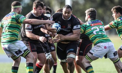 West Harbour vs. Gordon (Image Credit - Unknown)