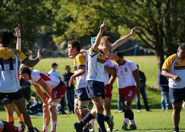 ACT celebrate winning Australian School Championships  Photo Credit: ARU Media/Karen Watson