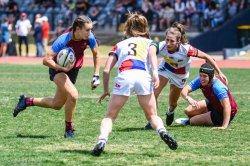 Mackenzie Sadler of University of Queensland see a gap