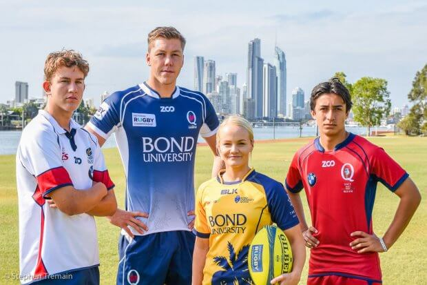 "Media opportunity for Bond University's ""Super Saturday"" of rugby. This coming Saturday will feature the final round of the Women's AON Uni7s tournament, a NRC game between QLD Country and Melbourne Rising, plus the finals of the National U16 Championships, and National U15 Junior Gold Cup"
