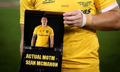 McMahon MOTM