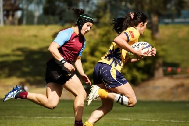 Match 8 QLD v BU (Gold Medal)377A7285 - Karen Watson