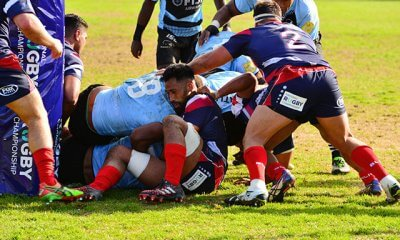 Melbourne Rising Vs Fiji Drua