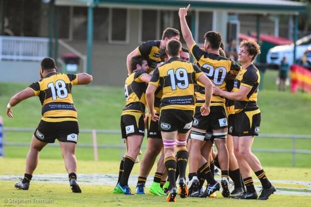 Perth Spirit celebrate
