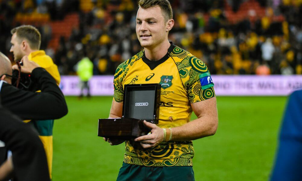 Wallaby Ratings - Bledisloe III - Green and Gold Rugby