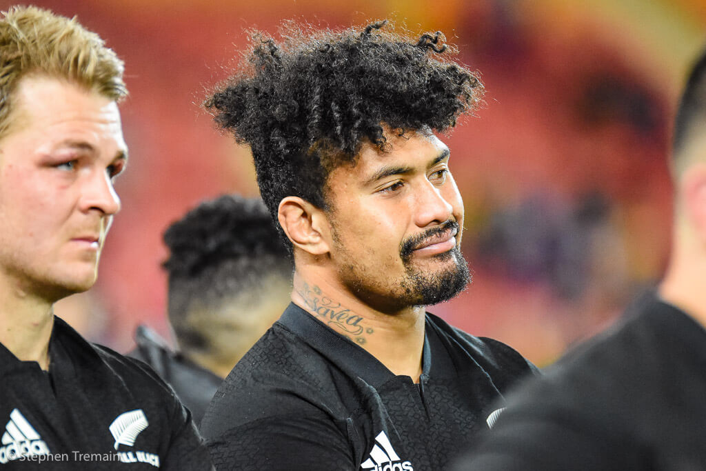 All Black flanker Ardie Savea