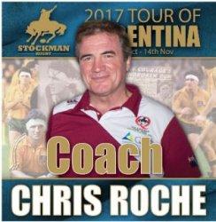 Chris Roche Head Coach