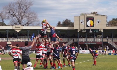 Melbourne Rising Canberra Vikings