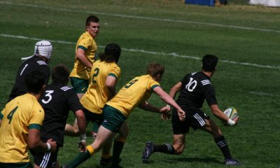 Australian Schools vs New Zealand Schools 2017 Photo by Rod Skellet