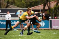Aus Schools host NZ Schools next weekend Photo: ARU Media/Karen Watson