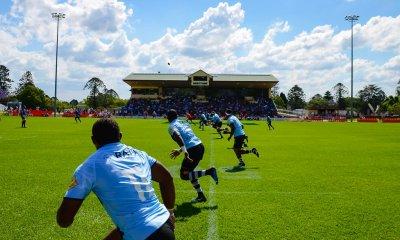 Fiji kick-off
