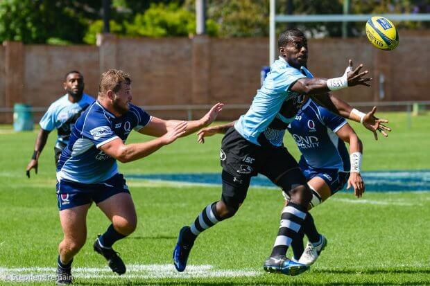 Fiji spilled a  lot of first half ball