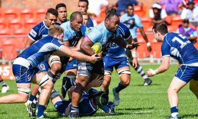 Fiji scored a single first-half try