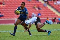 Andrew Walker, Brumbies v Fiji