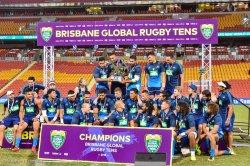 Blues Men win the Brisbane Tens Final