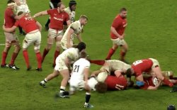 Wales undid England in the final quarter of the match