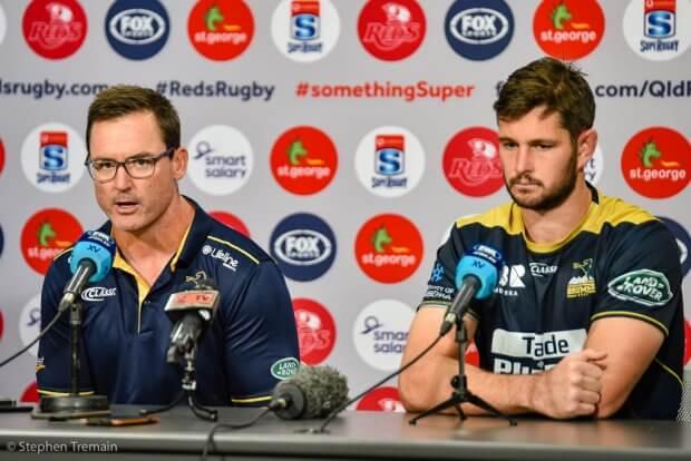 Dan McKellar and Sam Carter post match press conference