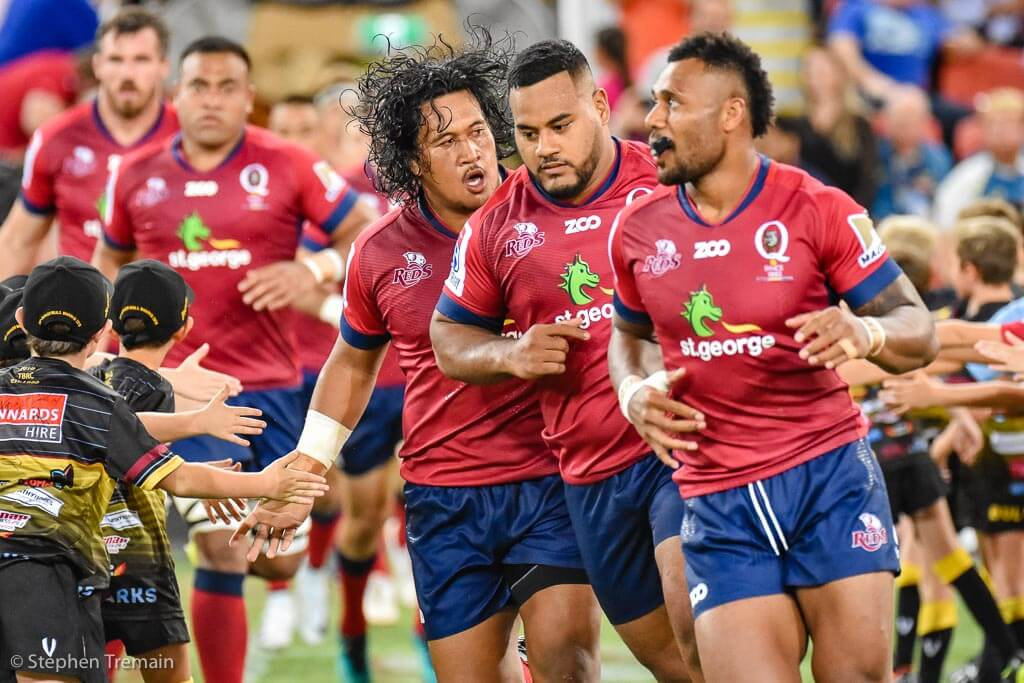 The Reds will be looking to Samu Kerevi to lead from the front in 2019