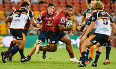 Taniela Tupou runs it