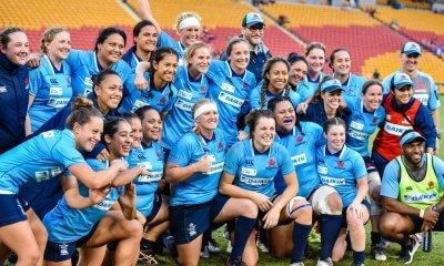 QLD Women post match photo