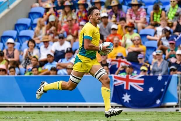 Australia v Jamaica