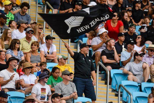 New Zealand Fan