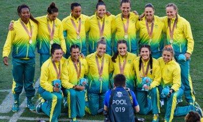 Silver Medallists - Australia