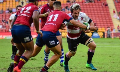 Marnus Schoeman scored two late tries for the Lions