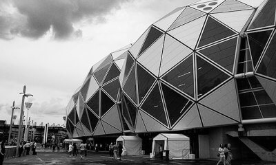 The Stockade, AAMI Park, Melbourne
