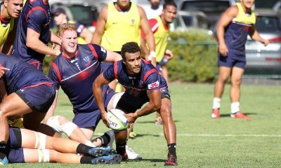 Genia's gearing up to boost the Rebels final chances