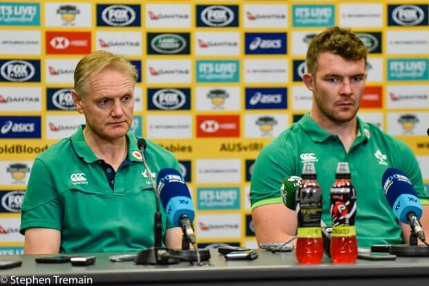 Joe Schmidt has become the most in-demand coach in World Rugby