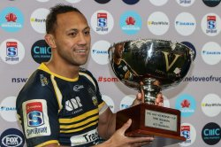 Christian Lealiifano will captain the Brumbies this year.