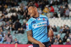 Folau provides some good news for the 'Tahs