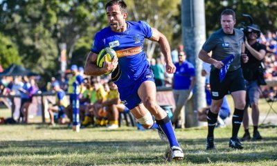 Rod Davies scores for Western Force