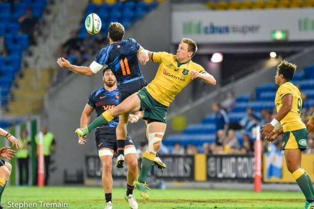 Wallabies pulled off their own mission impossible to secure the win