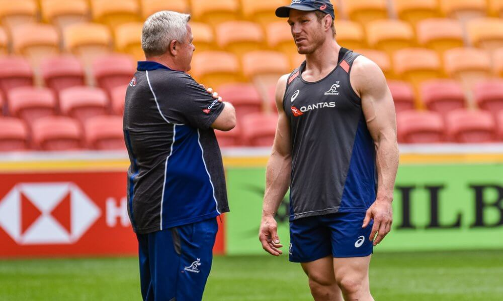 David Pocock rules out with neck injury
