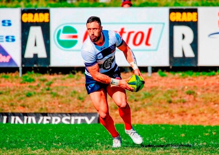 Michael Ruru Rising v QLD Country NRC 2018 (Photo courtesy Rugby Australia)
