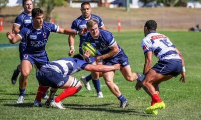 Joey Fittock QLD Country v Melbourne Rising (Photo courtesy Rugby Australia)