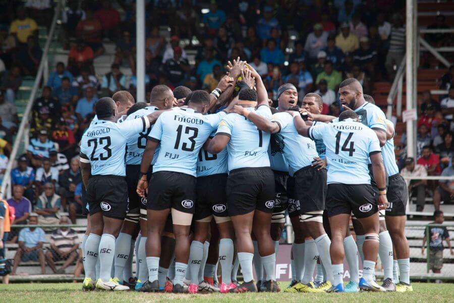 Fiji Drua pre-game v Melbourne Rising NRC 2018 (Credit Rugby Australia)