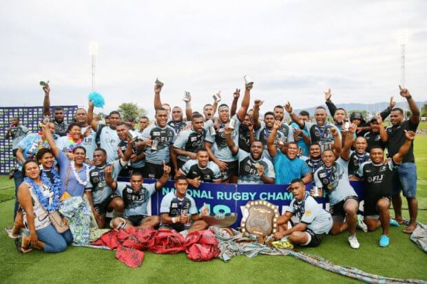 Drua win 2018 NRC (Credit Getty Images)