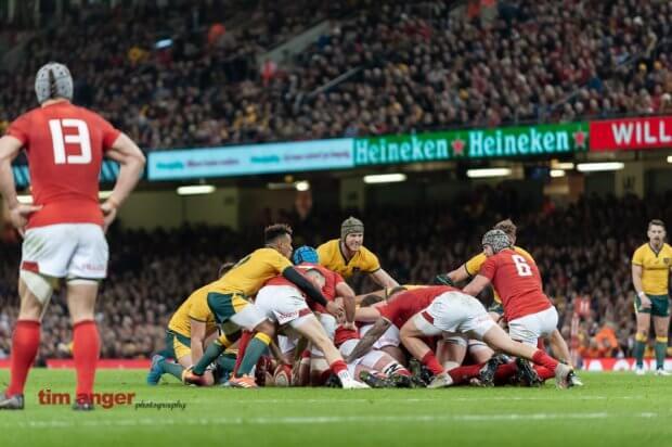 Rugby: Wales vs Australia