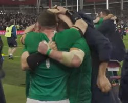 ireland beat all blacks