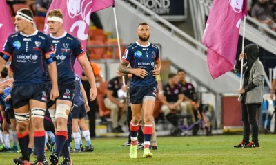 Quade Cooper  Reds v Rebels 2019