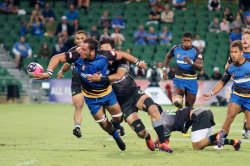Force maintained their unbeaten state to the Global Rapid Rugby Series